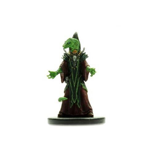 Legends of Golarion #018 Serpentfolk Mystic (U) (Minis Sale)