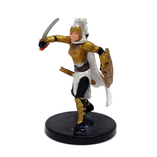 Legends of Golarion #027 Knight of Ozem (U) (Minis Sale)