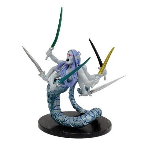 Legends of Golarion #36 Serpent Demon (U) (Minis Sale)