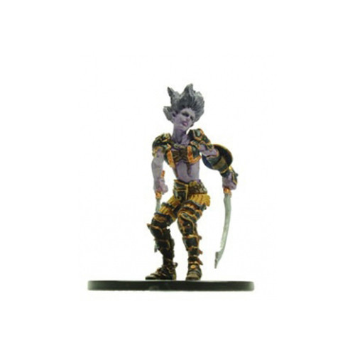 Legends of Golarion #051 Shaitan (R) (Minis Sale)