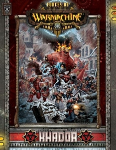 Forces of Warmachine: Khador (Softcover)