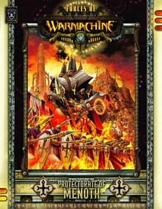 Forces of Warmachine: Protectorate of Menoth (Softcover)