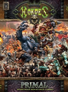 Hordes Rulebook Primal MK II Softcover