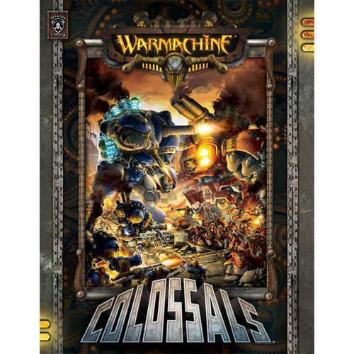 Warmachine: Colossals (Softcover)