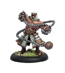 Warmachine: Protectorate - Warcaster High Allegiant Amon Ad-Raza
