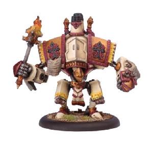Warmachine: Protectorate - Fire of Salvation Heavy Warjack