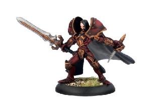 Warmachine: Khador - Warcaster Vladimir, Dark Prince of Umbrey