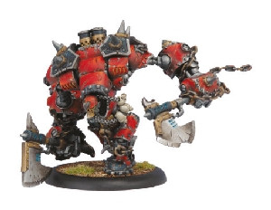 Warmachine: Khador - Drago Character Heavy Warjack