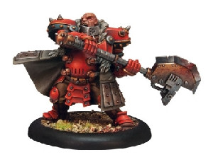 Warmachine: Khador - Butcher of Kardov Warcaster (Variant)