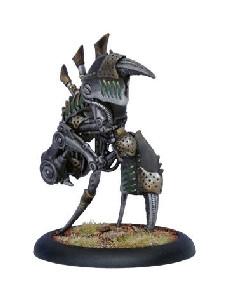 Warmachine: Cryx - Stalker Bonejack