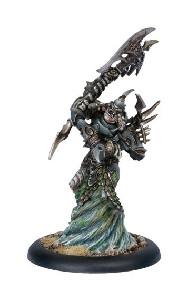 Warmachine: Cryx - Bane Lord Tartarus