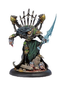 Warmachine: Cryx - Epic Warcaster Goreshade the Cursed