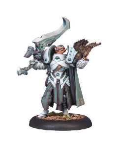 Warmachine: Retribution - Warcaster Dawnlord Vyros