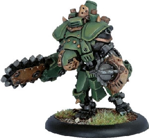 Warmachine: Mercenaries - Renegade Light Warjack