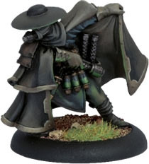 Warmachine: Mercenaries - Gorman Di Wulfe, Rogue Alchemist