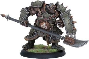Warmachine: Mercenaries - Ogrun Bokur