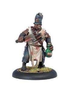 Warmachine: Mercenaries - Privateer Doc Killingsworth