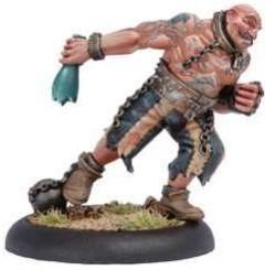 Warmachine: Mercenaries - Bloody Bradigan