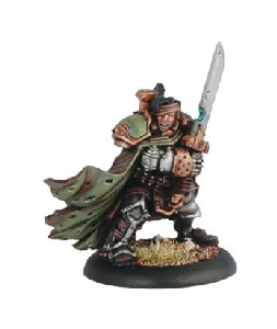 Warmachine: Mercenaries - Warcaster Magnus the Traitor