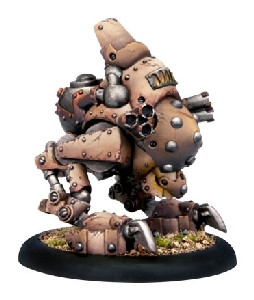 Warmachine: Mercenaries - Ghordson Basher Rhulic Heavy Warjack