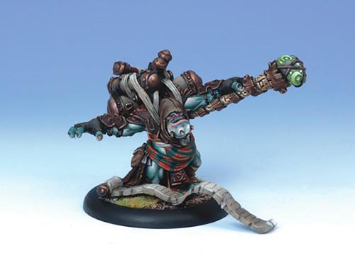 Hordes: Trollbloods - Warlock Hoarluk Doomshaper