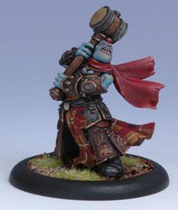 Hordes: Trollbloods - Warlock Grissel Bloodsong