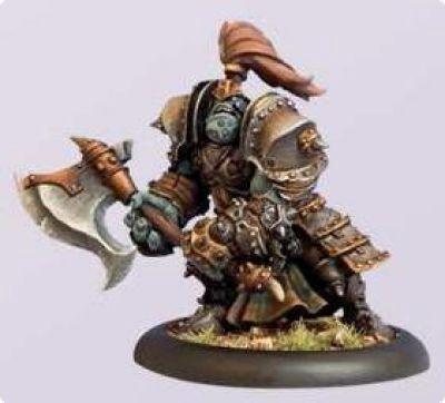 Hordes: Trollbloods - Trollkin Hero Solo
