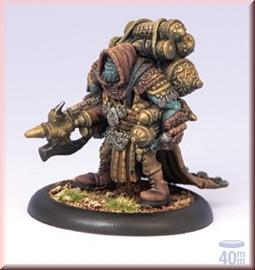 Hordes: Trollbloods - Stone Scribe Elder