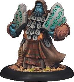 Hordes: Trollbloods - Trollkin Runebearer