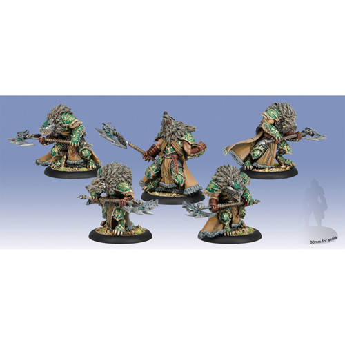 Hordes: Circle - Warpborn Skinwalkers Unit (5)