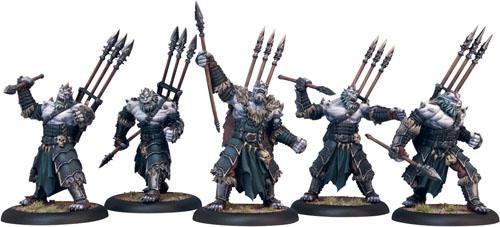 Hordes: Legion - Warspears Unit Box (5)