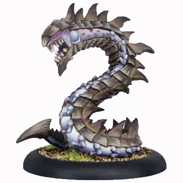Hordes: Legion - Naga Nightlurker