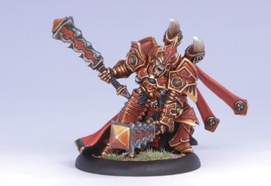 Hordes: Skorne - Warlock Tyrant Xerxis