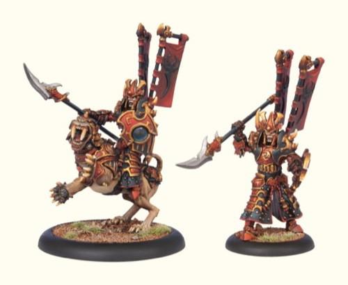 Hordes: Skorne - Tyrant Rhadeim Character Dragoon