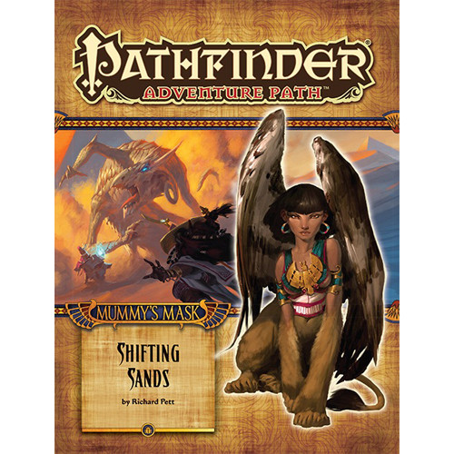 Pathfinder RPG: Adventure Path - Shifting Sands