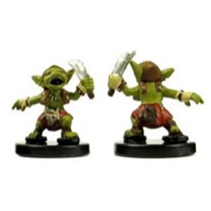 Heroes & Monsters #02 Goblin Hero (Red) (C)