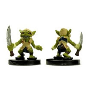 Heroes & Monsters #03 Goblin Warrior (Blue) (C)