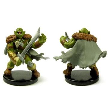 Heroes & Monsters #06 Orc Warrior (C)