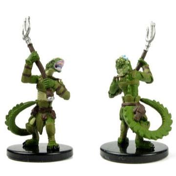 Heroes & Monsters #10 Lizardfolk Champion (C)