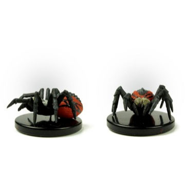 Heroes & Monsters #12 Giant Spider (C)