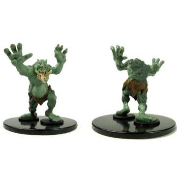 Heroes & Monsters #32 Troll (R)
