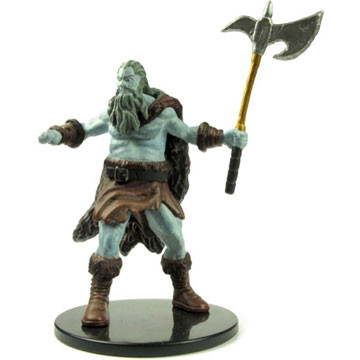 Heroes & Monsters #37 Frost Giant (R)