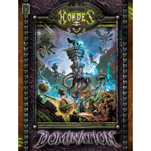 Hordes Domination (Softcover)