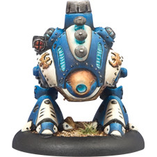 Warmachine: Cygnar - Squire Warcaster Attachment