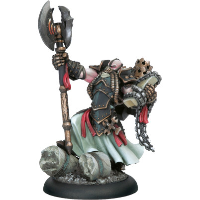 Warmachine: Protectorate - Warcaster Testament of Protectorate