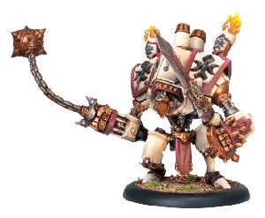 Warmachine: Protectorate - Scourge of Heresy Upgrade Kit