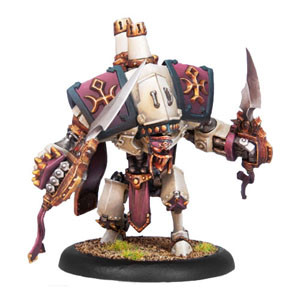 Warmachine: Protectorate - Blood of Martyrs Heavy Warjack Upgrade Kit