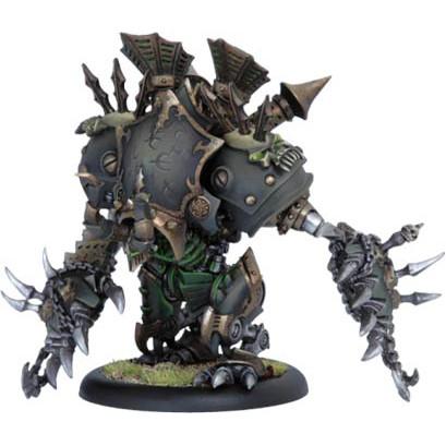 Warmachine: Cryx - Deathjack Helljack