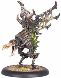 Warmachine: Cryx - Scavenger Light Bonejack