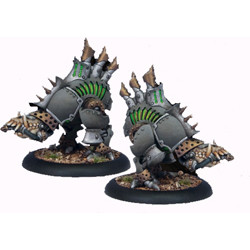 Warmachine: Cryx - Defiler Bonejacks (2)